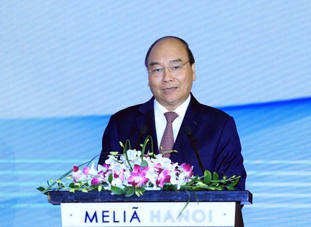 阮春福总理:纺织服装行业应致力打造品牌谋取长久利益 hinh anh 1