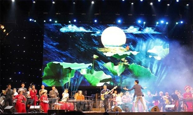 2019年胡志明市国际音乐节HOZO吸引许多国际艺术家参加 hinh anh 1