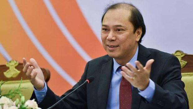 越南对外宣传2020东盟主席年相关信息 hinh anh 1