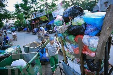 确定越南塑料污染热点地区 hinh anh 1