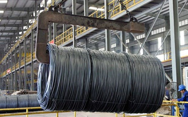 越南钢铁产品向巴西出口数量和金额双双大幅增长 hinh anh 1