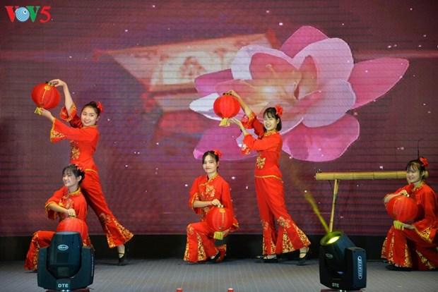 河内大学孔子学院:致力于促进越中文化交流 hinh anh 2