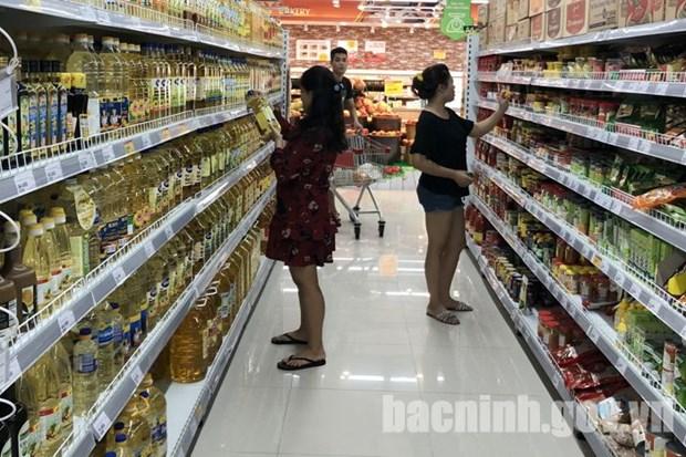 北宁省居民消费价格指数仍在可控制的范围内 hinh anh 1