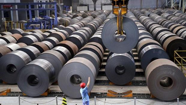 越南钢铁产品向巴西出口数量和金额双双大幅增长 hinh anh 2