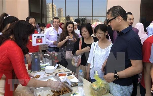 通过亚洲食品饮料系列活动向世界推介越南饮食文化 hinh anh 1