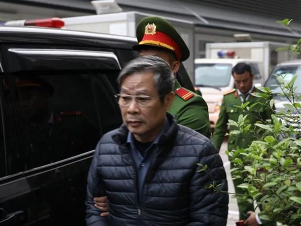Mobifone收购AVG案:两名原部长和同犯被指控造成国家损失6.59万亿越盾 hinh anh 1