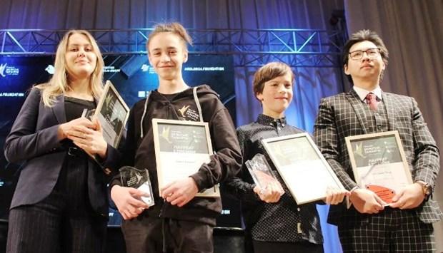 越南大学生获得国际音乐大赛三等奖 hinh anh 1