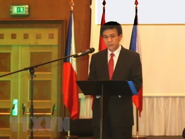 越南企业为促进捷克经济社会发展作出贡献 hinh anh 1