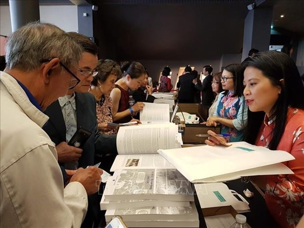 旅法越南人协会充分发挥加强越法关系的桥梁纽带作用 hinh anh 1