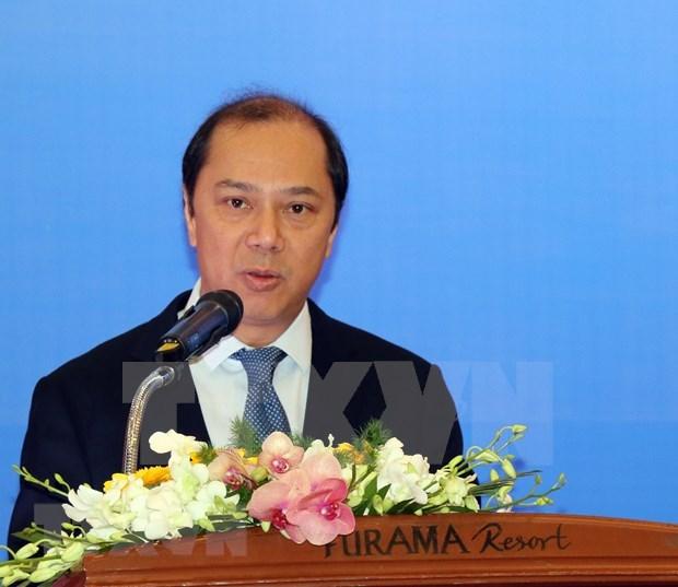 2020年东盟主席国的越南——齐心协力与主动应对 hinh anh 1
