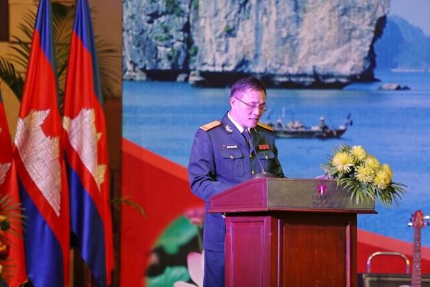 越南人民军建军75周年:防务合作成为越南与多个国家关系中的核心支柱 hinh anh 1