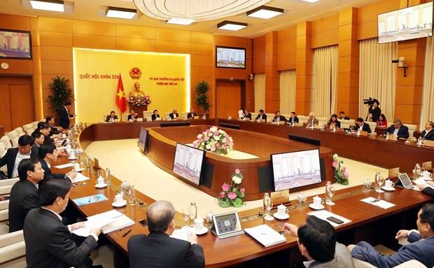 越南国会常务委员会第40次会议正式开幕 hinh anh 2
