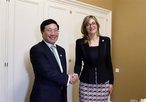 越南促进ASEM框架下的双边和多边合作 hinh anh 1