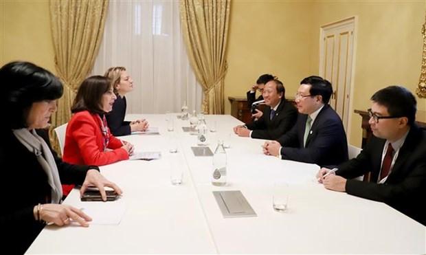 越南促进ASEM框架下的双边和多边合作 hinh anh 2