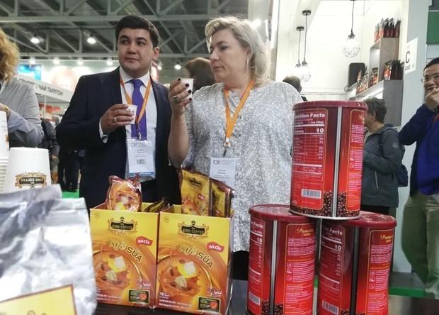 越南食品与饮料市场吸引外企 hinh anh 1