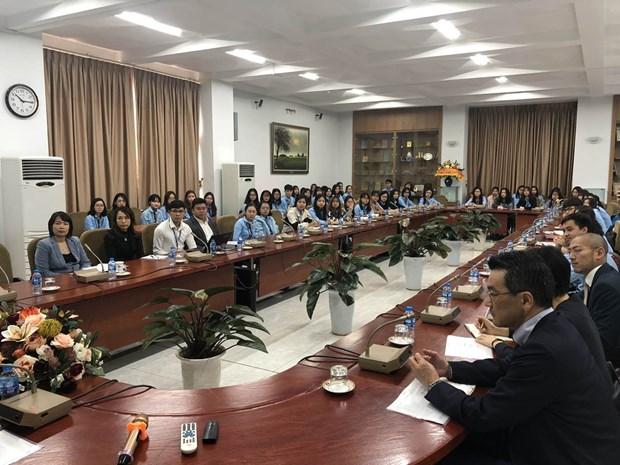 越南与日本应加强合作 致力于亚洲地区的和平与繁荣 hinh anh 1