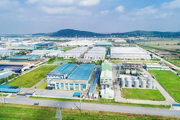 北宁省批准成立两个辅助产业集群 hinh anh 1