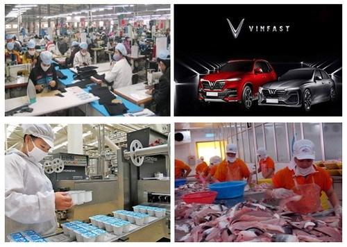越南经济2019-稳定宏观经济、为今后若干年的发展注入动力 hinh anh 1
