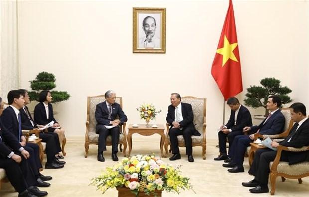 越南建议日本栃木县加强地方间合作 hinh anh 2