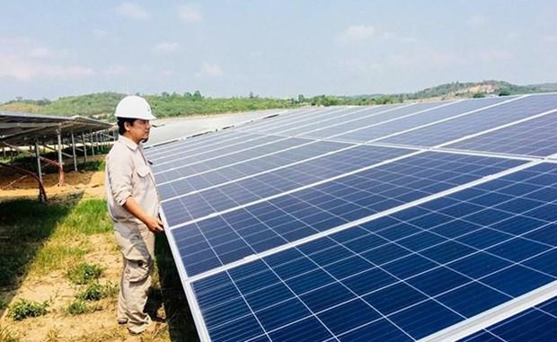 世行协助越南为太阳能竞拍项目动员私人资本参与基建 hinh anh 1