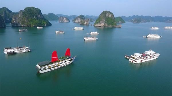广宁省提出至2020年接待游客量达1550万人次的目标 hinh anh 2