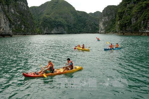 广宁省提出至2020年接待游客量达1550万人次的目标 hinh anh 1