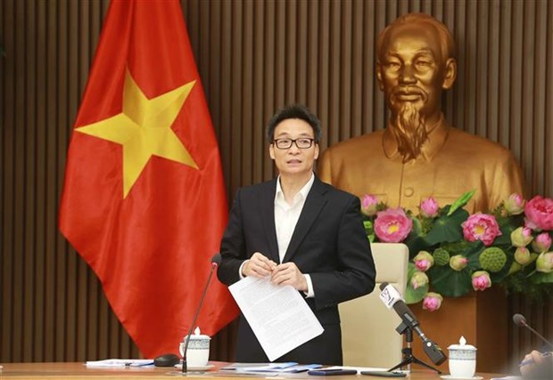 武德儋副总理:集中化解老龄工作中存在的困难 hinh anh 2