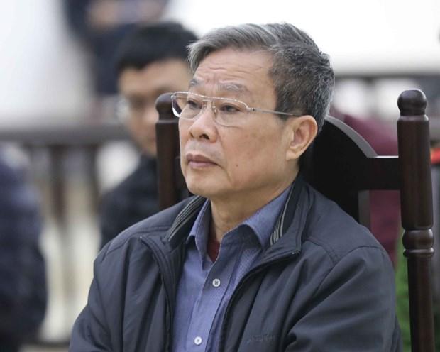 Mobifone收购AVG案:河内市人民检察院建议对阮北山执行死刑 hinh anh 2