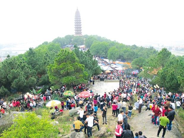 """""""绿色旅游""""—北宁省旅游产业可持续发展趋势 hinh anh 1"""