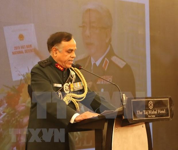 越南人民军建军75周年:印度与越南承诺共同维护东南亚地区安全与稳定 hinh anh 2