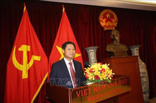 2020年东盟主席国年:为各国驻马来西亚兼驻越南大使提供大力支持 hinh anh 1