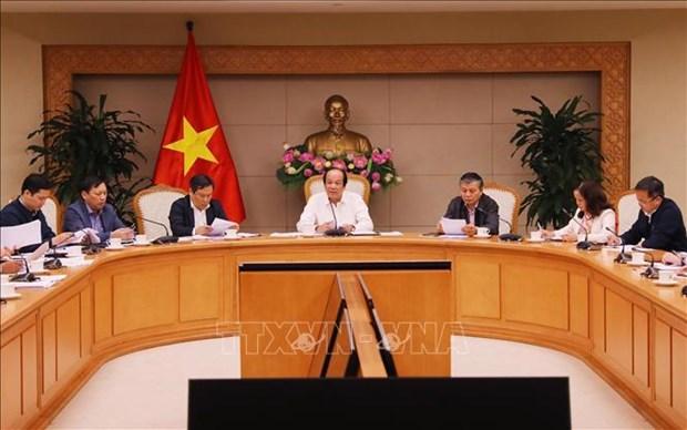 梅进勇部长:不能因延迟支付的部分项目而影响国家投资环境 hinh anh 1
