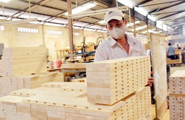 外商直接投资涌进木材加工行业促使木材出口额大幅上升 hinh anh 1