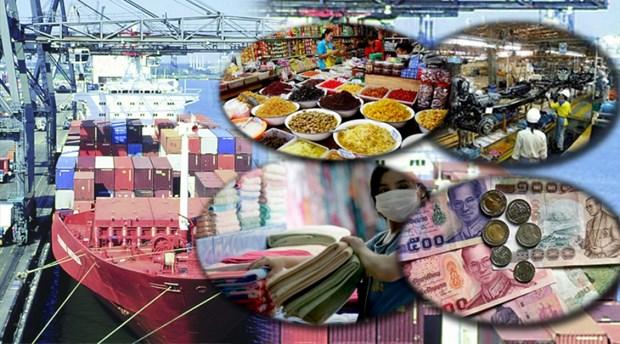 泰国出口预计全年下跌2% hinh anh 1