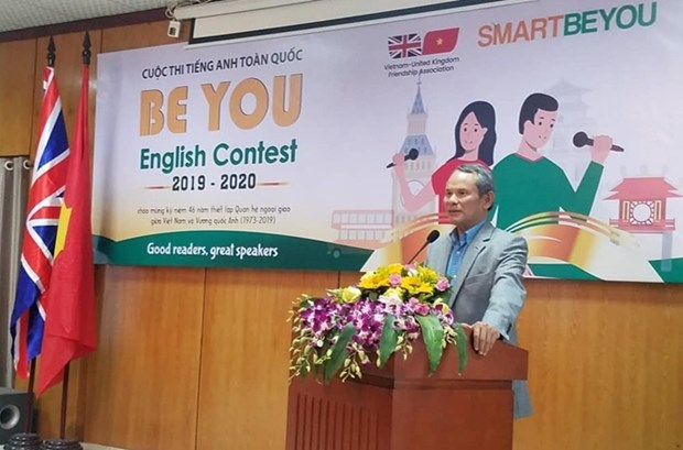 """Beyou English Contest 2019~2020""全国英文比赛启动 hinh anh 1"