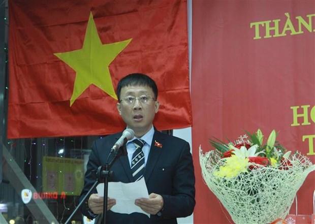 旅新西伯利亚越南老战士协会为加强越俄关系作出贡献 hinh anh 2