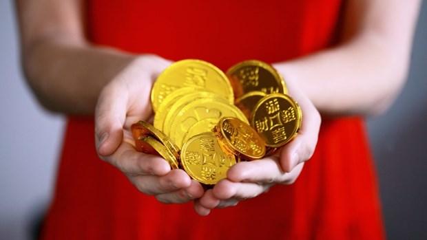 12月23日越南国内黄金价格略增 hinh anh 1