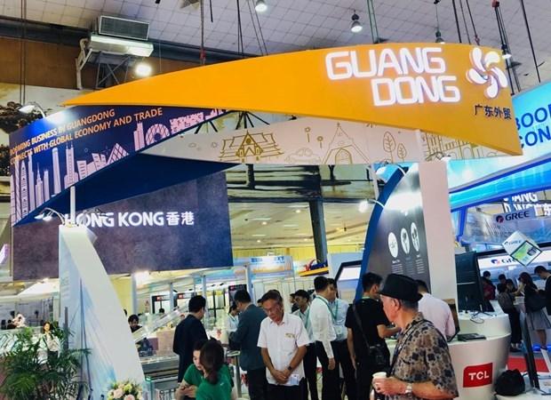 越南与中国经贸合作呈现增长势头 hinh anh 1