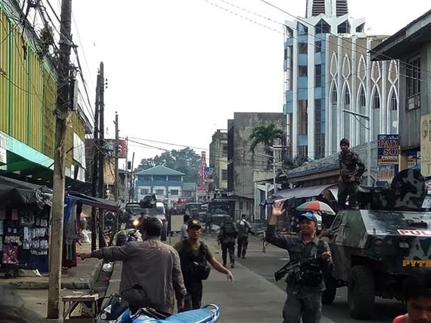 菲律宾南部发生一系列爆炸事件 hinh anh 1