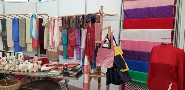 越南人社会生活中的丝绸纺织业 hinh anh 1