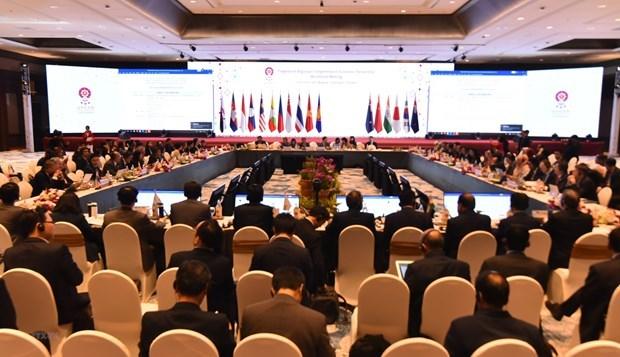 2020年东盟轮值主席年:促进RCEP是越南要集中优先展开的首个问题 hinh anh 1