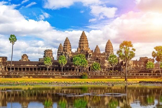 柬埔寨贡布省海洋节吸引游客量90万人次 hinh anh 1