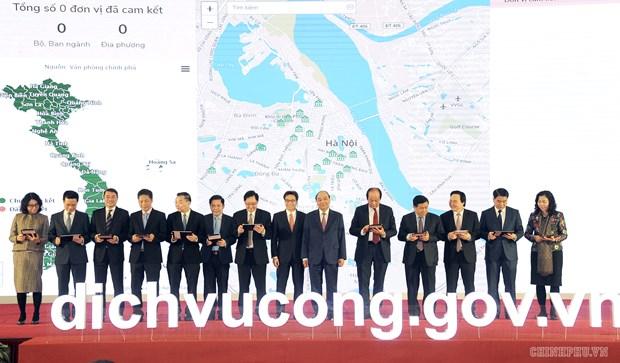 越通社评选出2019年越南十大国内热点新闻 hinh anh 3