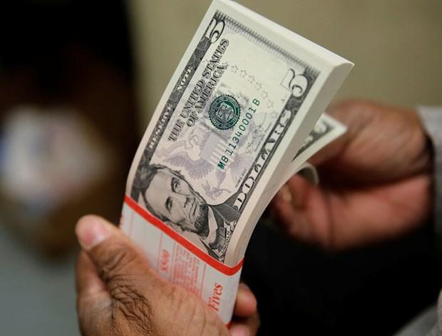 12月26日越盾对美元汇率中间价下调1越盾 hinh anh 1