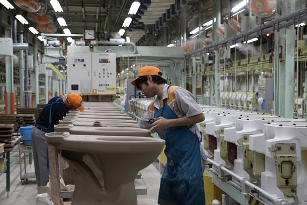 越南是日本骊住集团在亚太地区的重要市场 hinh anh 1