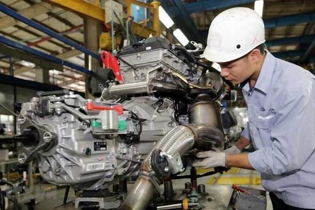 全国连续第二年GDP增速达逾7% hinh anh 1