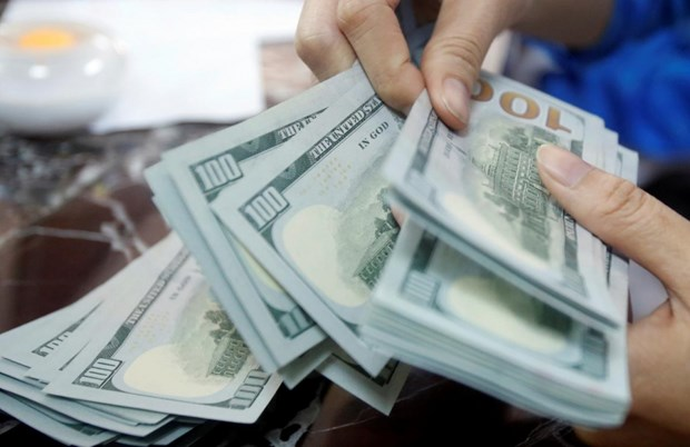 12月27日越盾对美元汇率中间价上调7越盾 hinh anh 1