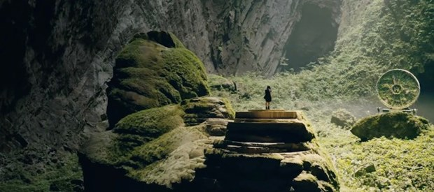 越南宁平省美丽自然景观出现在世界著名音乐才子艾兰·沃克新的音乐MV里 hinh anh 3