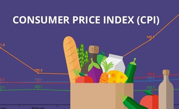 2019年越南CPI平均增长率创三年来新低 hinh anh 1