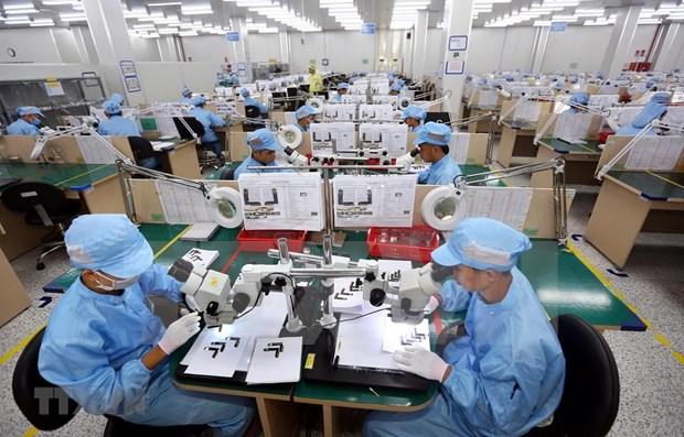 泰国媒体:越南成为世界各国投资商颇具吸引力的投资乐土 hinh anh 1
